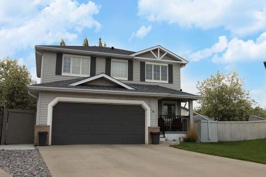 House for sale at 4 Harland Co St. Albert Alberta - MLS: E4198193