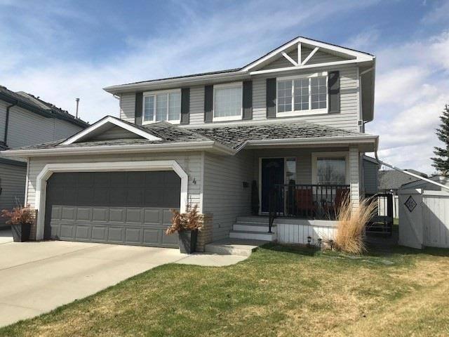 House for sale at 4 Harland Ct St. Albert Alberta - MLS: E4188090