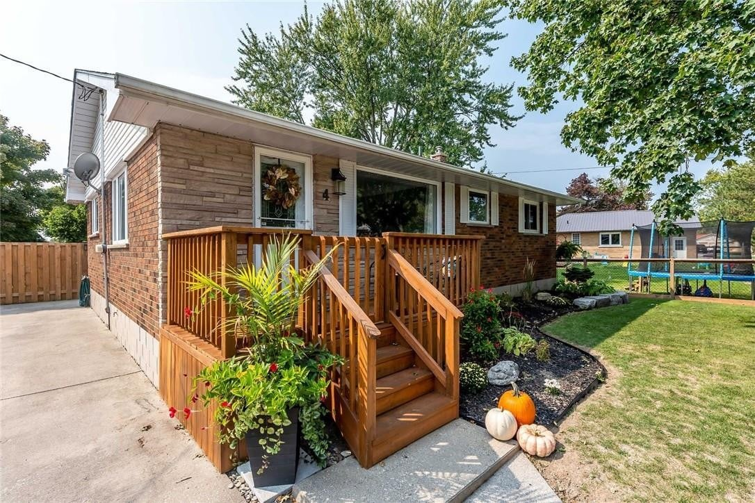 House for sale at 4 Harris St Hagersville Ontario - MLS: H4088956