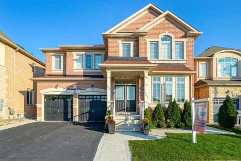 House for sale at 4 Havana Cres Brampton Ontario - MLS: W4915993