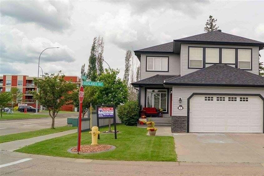 House for sale at 4 Hawthorne Ga Spruce Grove Alberta - MLS: E4204677