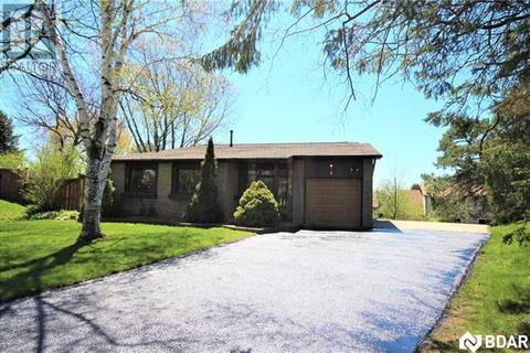 House for sale at 4 Hilderbrand Ct Barrie Ontario - MLS: 30737276