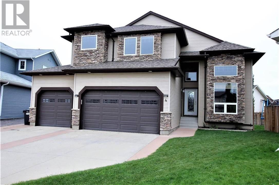 House for sale at 4 Holsworth Pl Sylvan Lake Alberta - MLS: ca0175141
