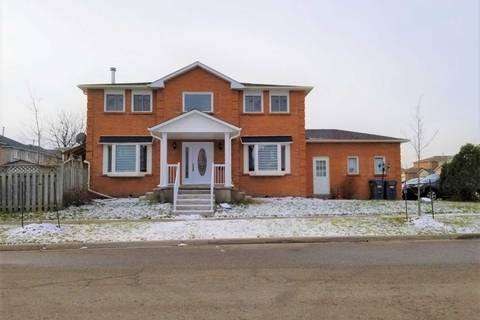 House for rent at 4 Horsham St Brampton Ontario - MLS: W4645244