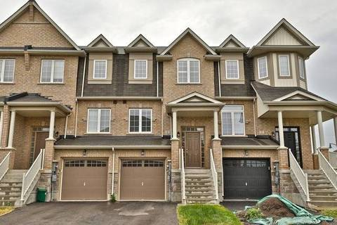 Townhouse for sale at 4 Hugill Wy Hamilton Ontario - MLS: X4505773