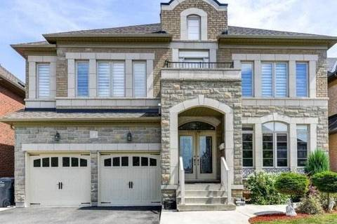 House for sale at 4 Intrigue Tr Brampton Ontario - MLS: W4542273