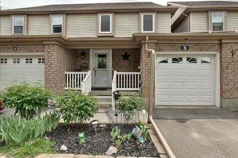 Townhouse for sale at 4 Ireland Pl Guelph Ontario - MLS: X4775361