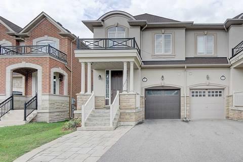 Townhouse for sale at 4 Israel Zilber Dr Vaughan Ontario - MLS: N4420864