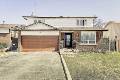House for sale at 4 Ivybridge Dr Brampton Ontario - MLS: W4735270