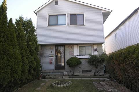House for sale at 4 Jackalyn Sq Brampton Ontario - MLS: W4422147
