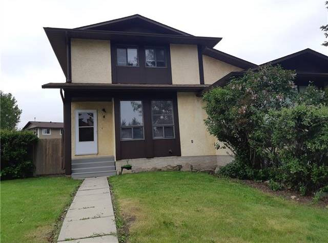 Townhouse for sale at 4 Jensen Cres Northeast Airdrie Alberta - MLS: C4253100