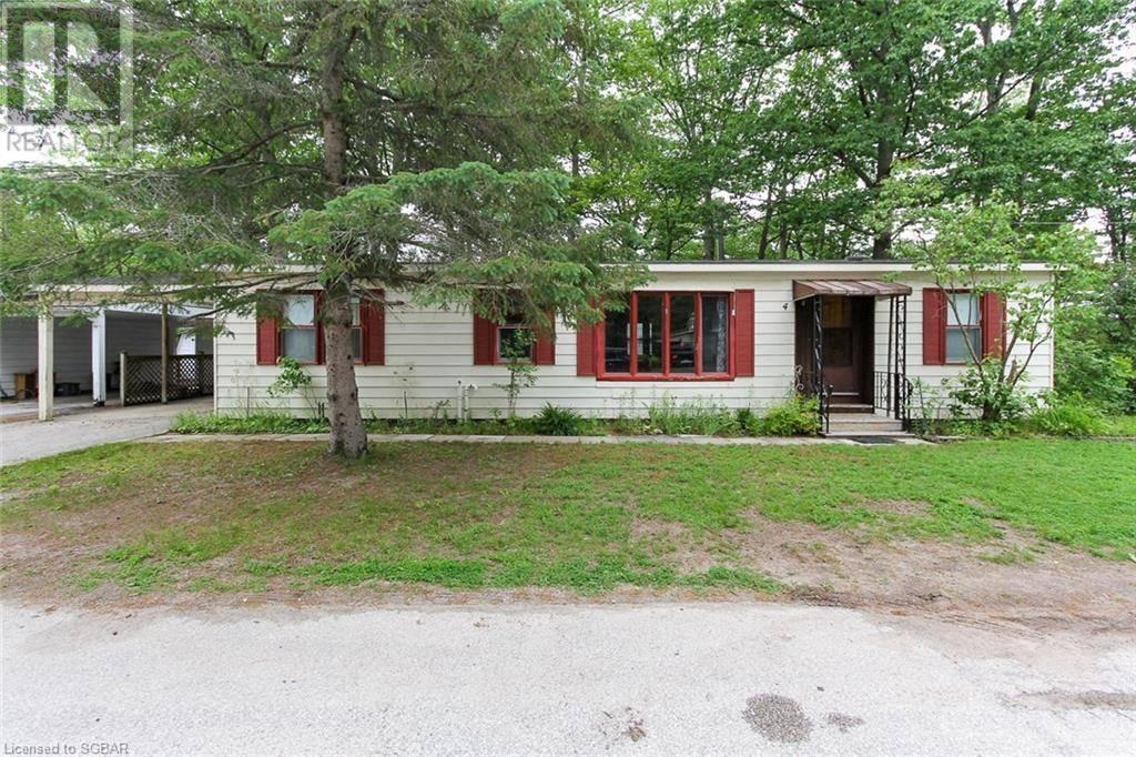 House for sale at 4 Judith Ct Wasaga Beach Ontario - MLS: 204868