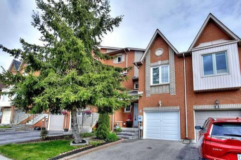 Townhouse for sale at 4 Kelso Cres Vaughan Ontario - MLS: N4487387