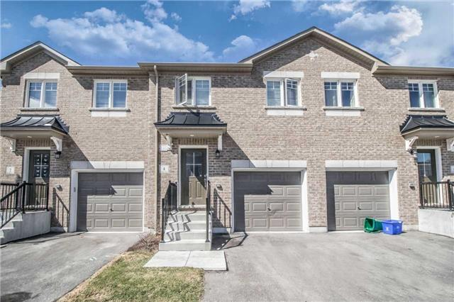 For Sale: 4 Ken Bromley Lane, Clarington, ON | 3 Bed, 2 Bath Townhouse for $469,888. See 17 photos!