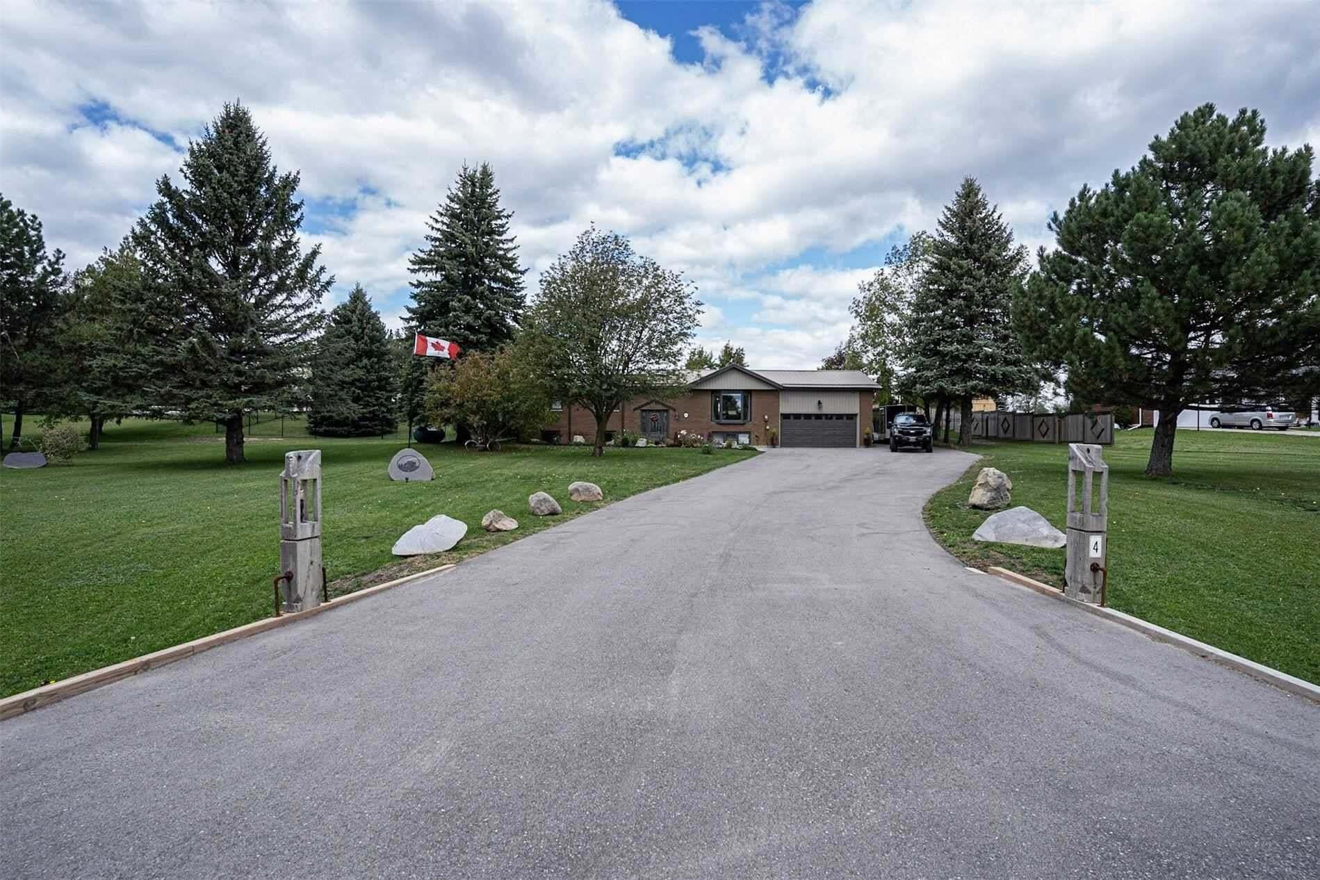 House for sale at 4 Kingsland Ave Mulmur Ontario - MLS: X4930340