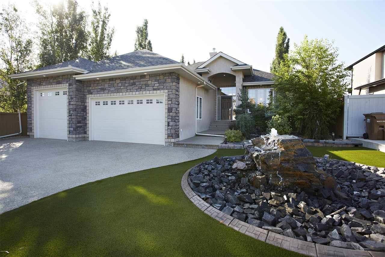 House for sale at 4 Kingsmoor Cs St. Albert Alberta - MLS: E4187739