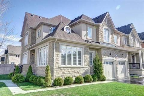 House for sale at 4 Kirkhollow Dr Brampton Ontario - MLS: W4452173