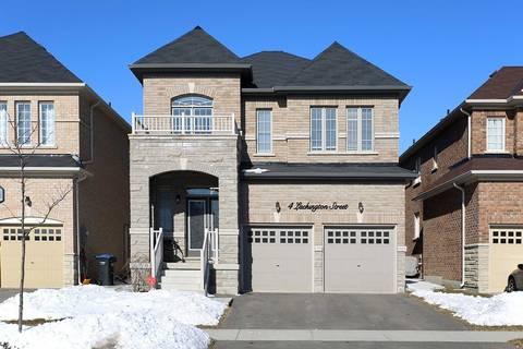 House for sale at 4 Lackington St Brampton Ontario - MLS: W4704233