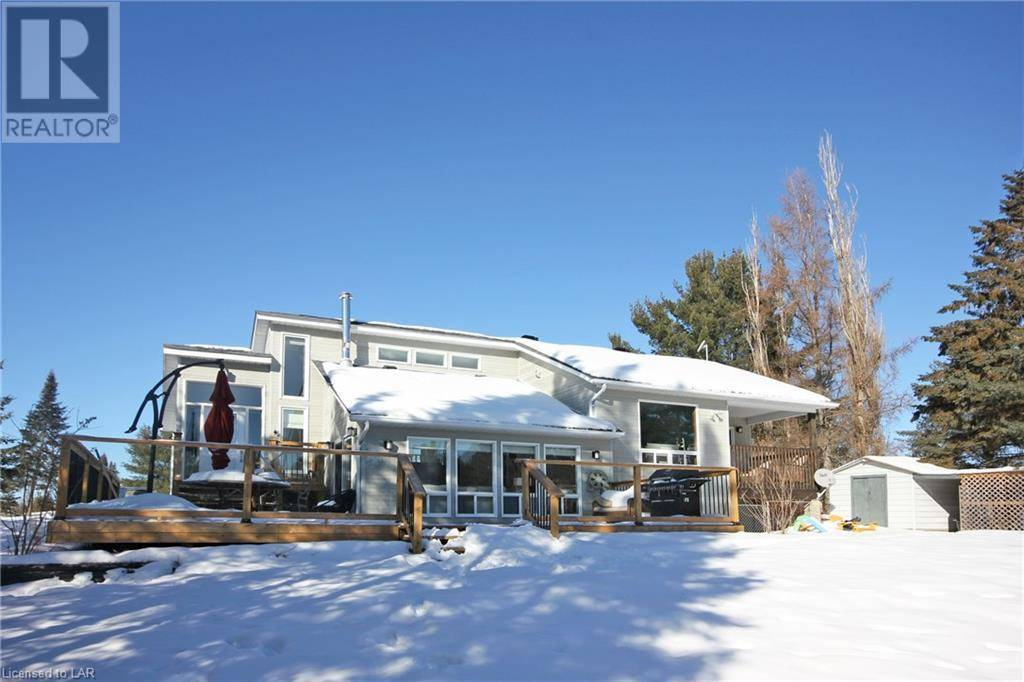 House for sale at 4 Lakeside Dr Parry Sound Ontario - MLS: 242975