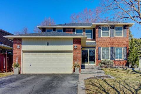 House for sale at 4 Larkin Ave Markham Ontario - MLS: N4730490