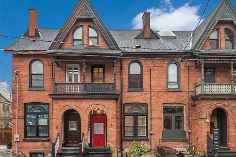 Townhouse for sale at 4 Laurier Ave Toronto Ontario - MLS: C4709621