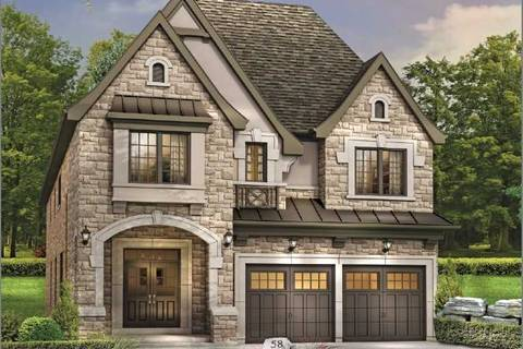 House for sale at Lot 4 Mccachen St Richmond Hill Ontario - MLS: N4669040