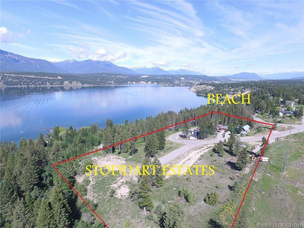Residential property for sale at Lot 4 Stoddart Estates Drive  Unit 4 Windermere British Columbia - MLS: 2451193