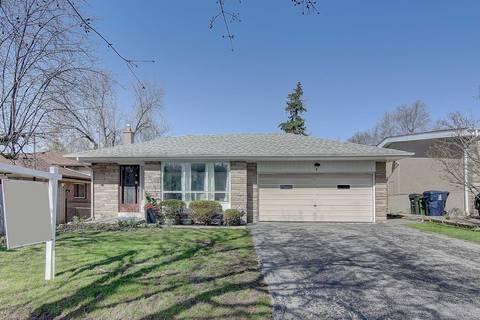 House for sale at 4 Lotus Ct Toronto Ontario - MLS: C4440664