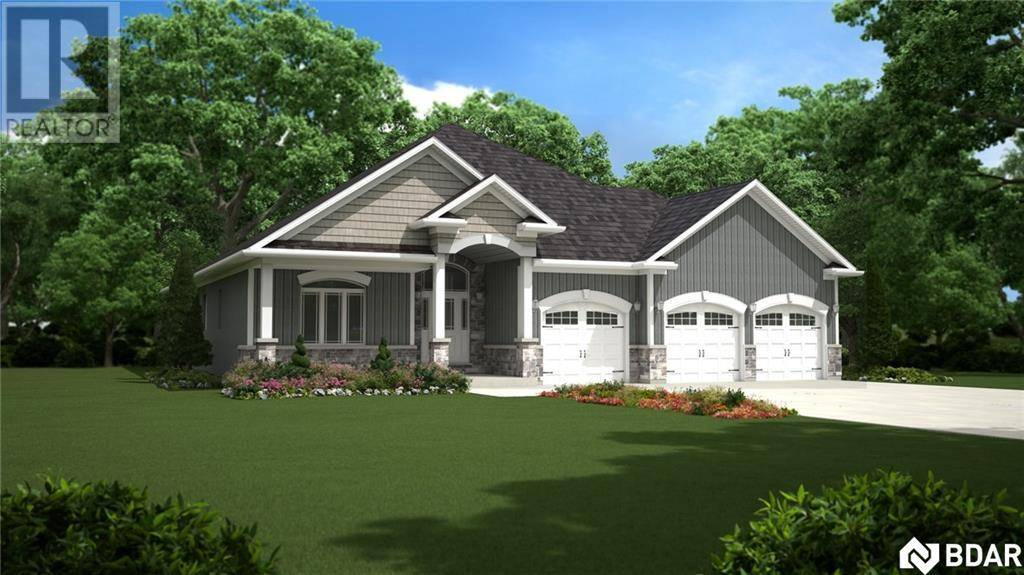 House for sale at LT 4 Glenn Howard Ct Unit 4 Tiny Ontario - MLS: 30799800