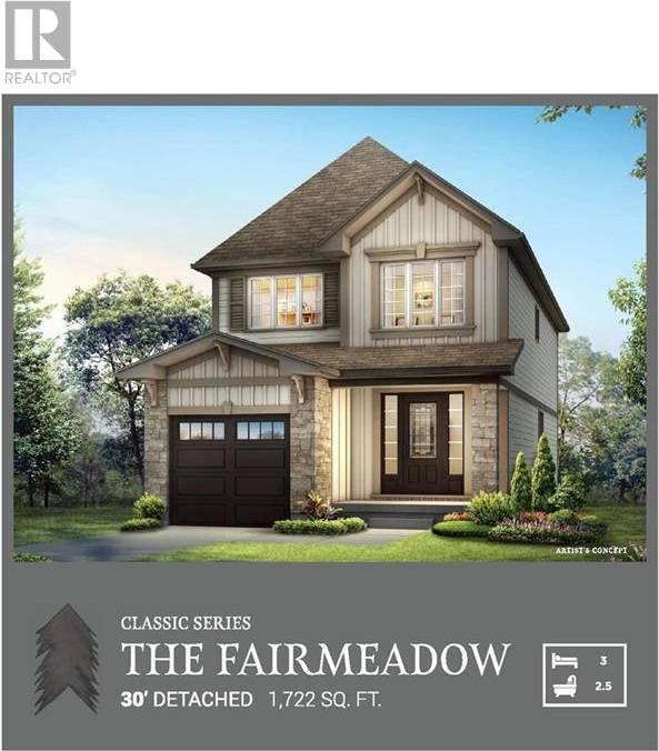 House for sale at 0 Robbins Rdge Unit 4 Paris Ontario - MLS: 30781944