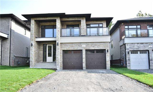 House for sale at 4 Mann Street Clarington Ontario - MLS: E4257800