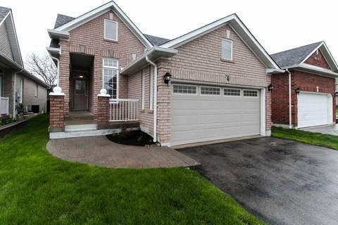 House for sale at 4 Markwood Cres Whitby Ontario - MLS: E4452005