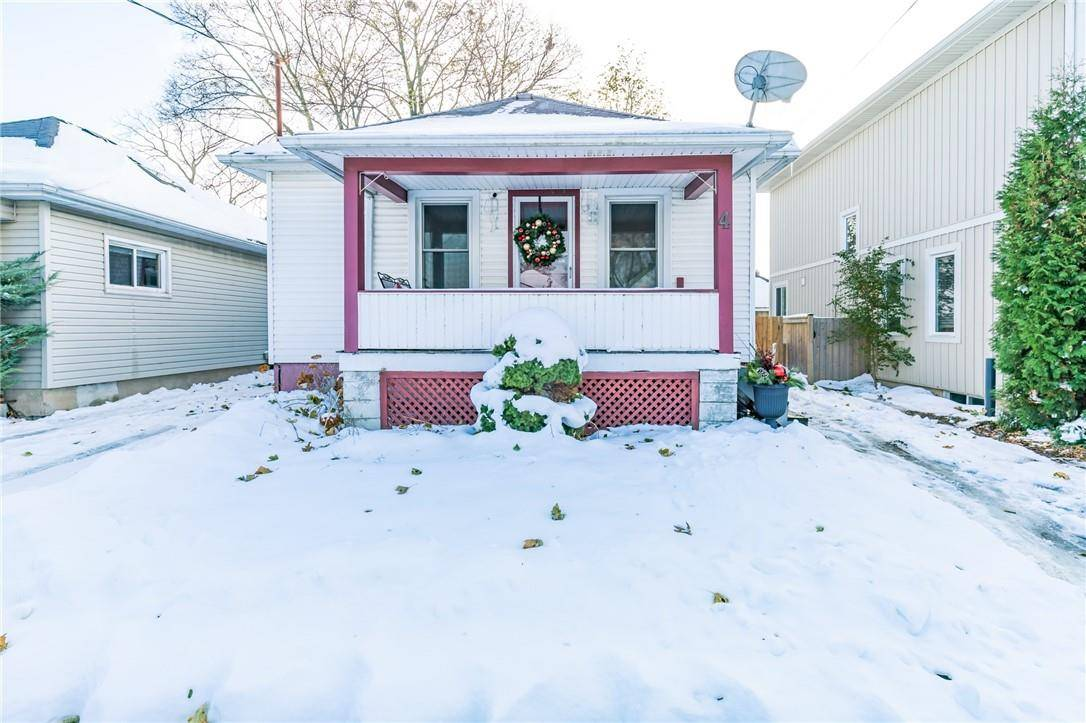 House for sale at 4 Marren St St. Catharines Ontario - MLS: H4067983