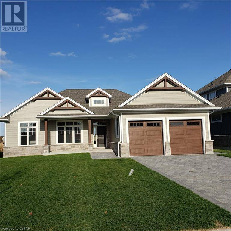 House for sale at 4 Martin Rd Delaware Ontario - MLS: 253241