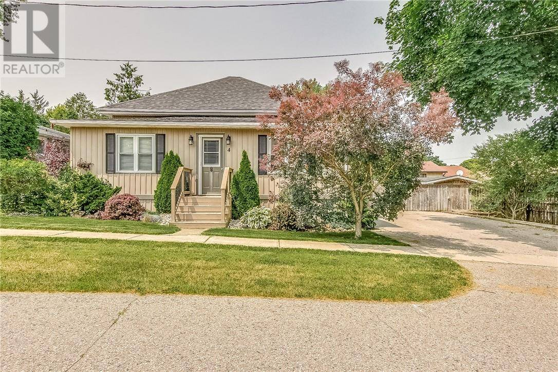 House for sale at 4 Mary St Norwich Ontario - MLS: 208441