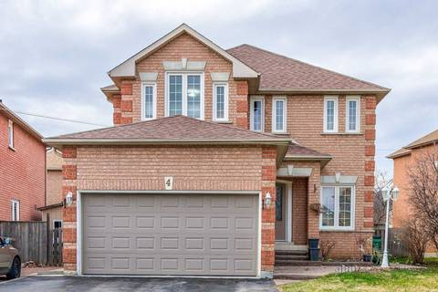 House for sale at 4 Mccleave Cres Brampton Ontario - MLS: W4464909