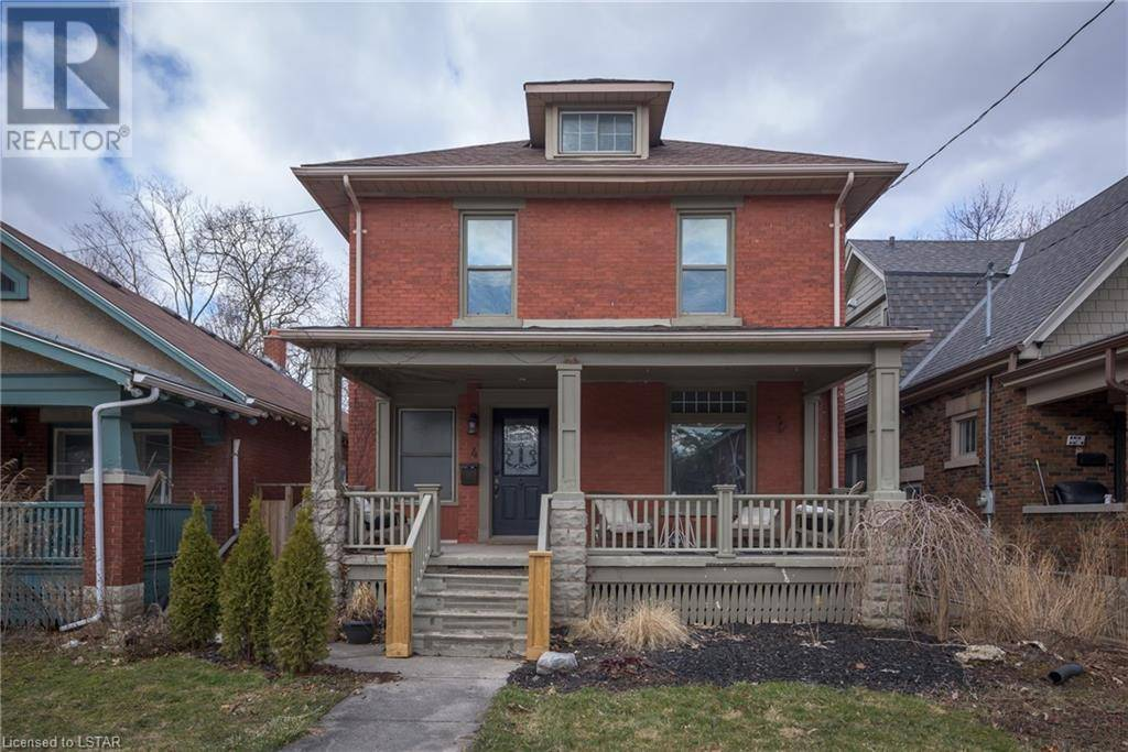 House for sale at 4 Mckenzie Ave London Ontario - MLS: 252625