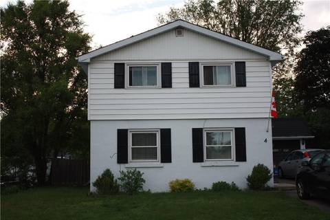 House for sale at 4 Mckenzie Ave Smiths Falls Ontario - MLS: 1156919