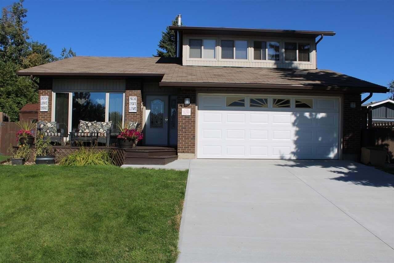 House for sale at 4 Mcnabb Pl Stony Plain Alberta - MLS: E4213735