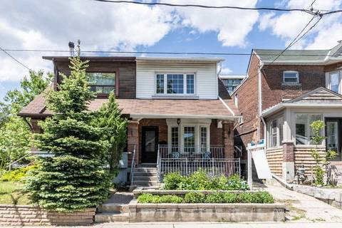 Townhouse for sale at 4 Mendel Ave Toronto Ontario - MLS: E4484720