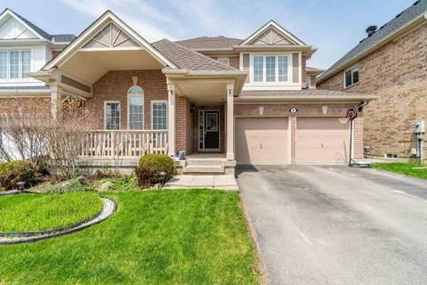 House for sale at 4 Mendoza Dr Brampton Ontario - MLS: W4453821