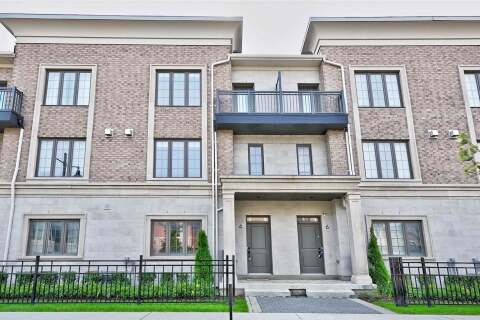 Townhouse for sale at 4 Mildred Temple Wy Markham Ontario - MLS: N4918489
