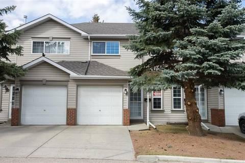 Townhouse for sale at 4 Millrise Green Southwest Calgary Alberta - MLS: C4237123