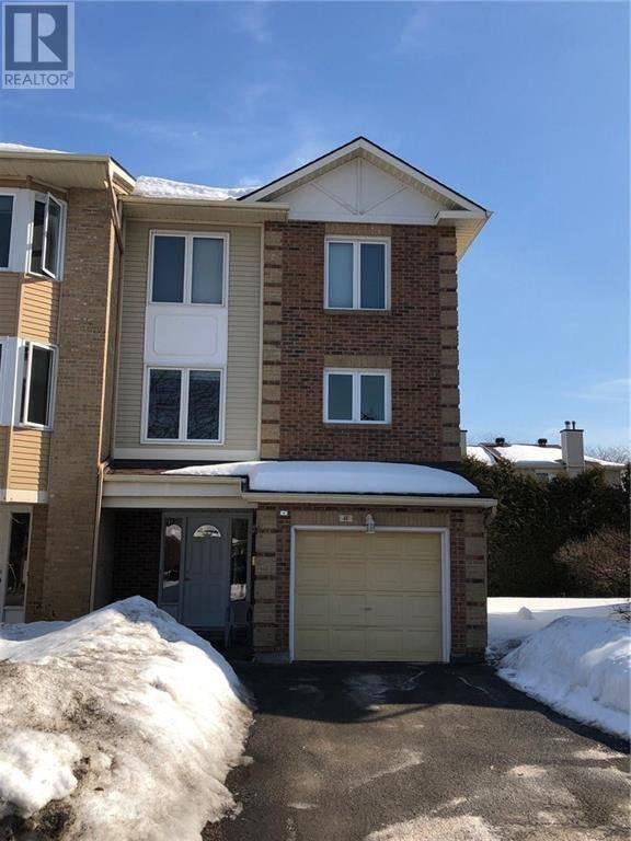 Townhouse for sale at 4 Millrise Ln Ottawa Ontario - MLS: 1183814