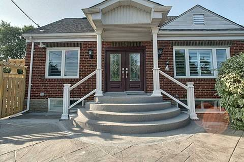 House for sale at 4 Minnie Ave Toronto Ontario - MLS: W4538222