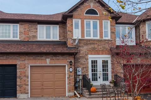 Townhouse for sale at 4 Mistleflower Ct Richmond Hill Ontario - MLS: N4622771