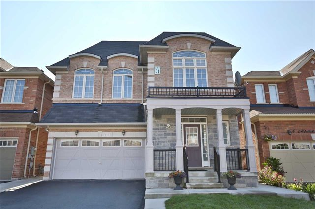 Sold: 4 Mistletoe Place, Brampton, ON
