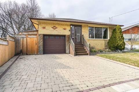 House for sale at 4 Montvale Dr Toronto Ontario - MLS: E4736438
