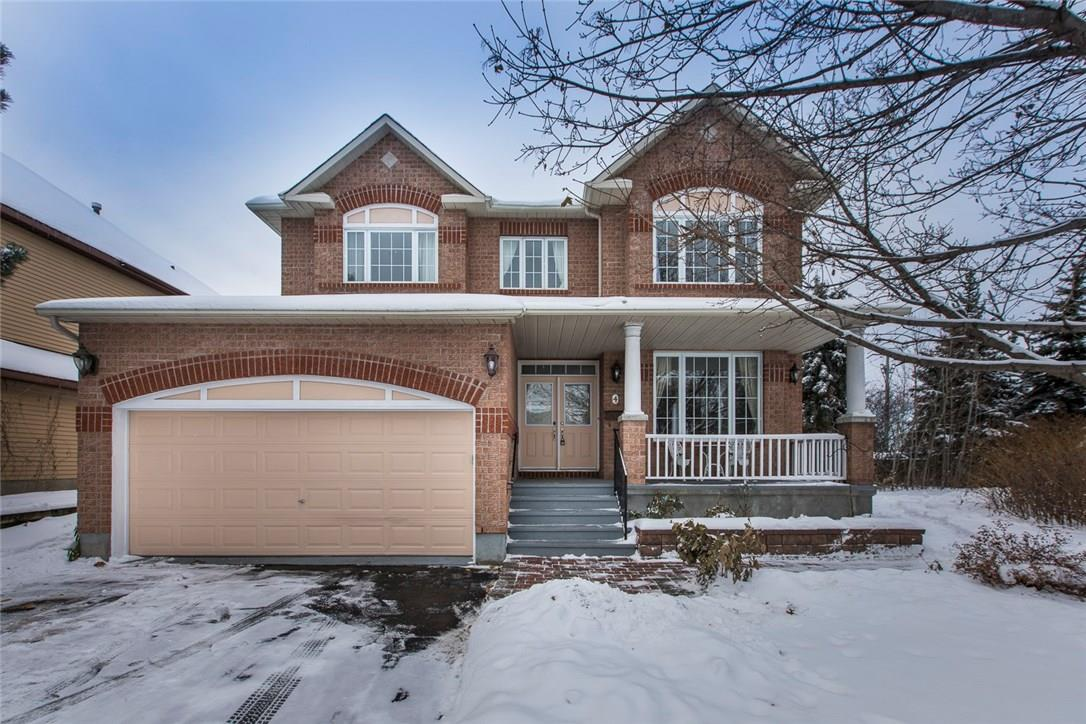 Removed: 4 Morgans Grant Way, Ottawa, ON - Removed on 2019-01-15 04:24:14
