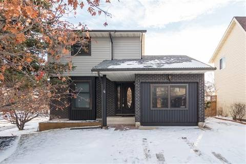 House for sale at 4 Mountain Circ Southeast Airdrie Alberta - MLS: C4279913